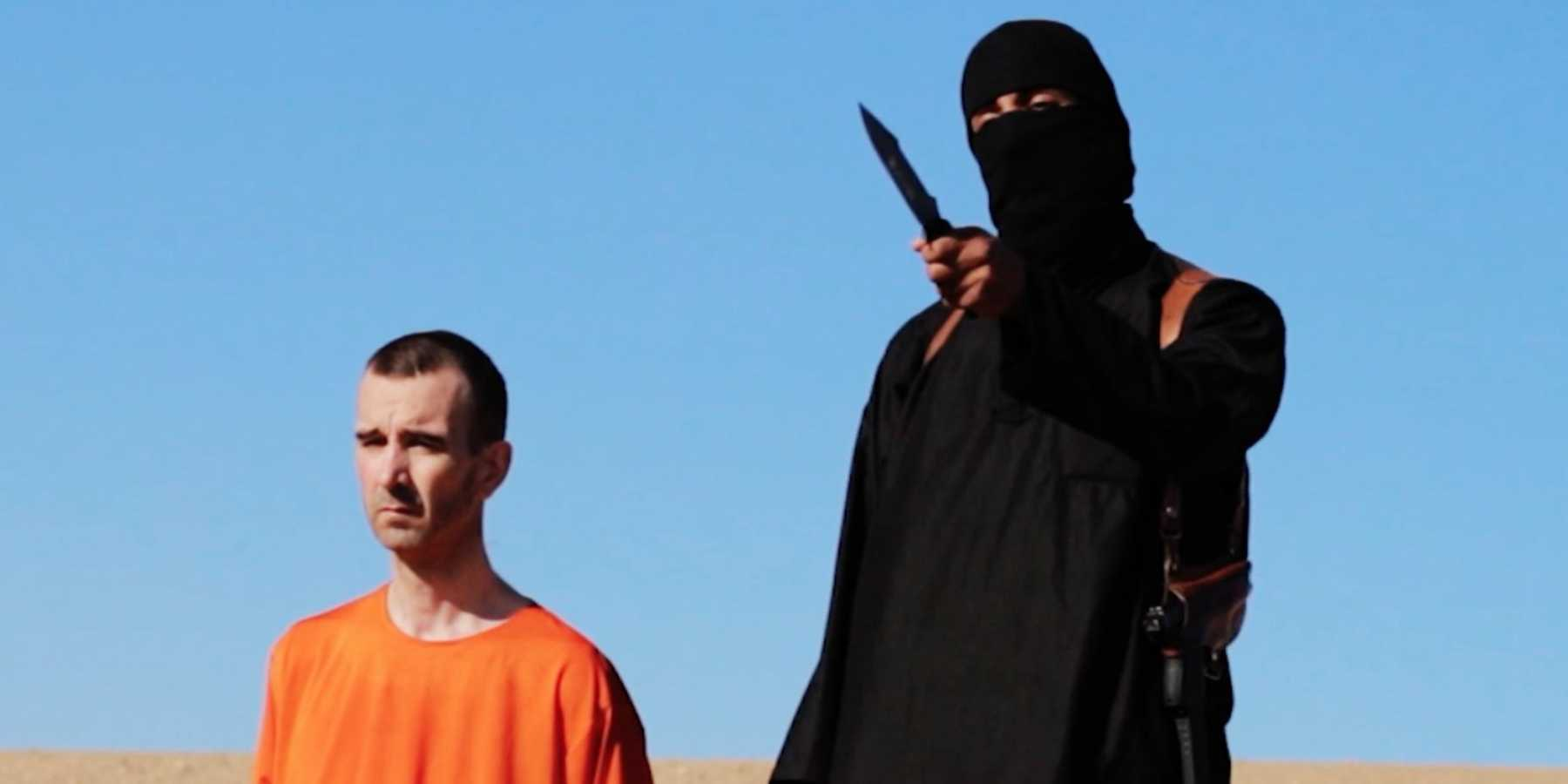 Third Western Captive David Haines Executed by ISIS | ISIS