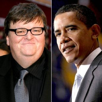 President Barack Obama Called Out By Filmmaker Michael Moore As A 'Disappointment' | michael moore