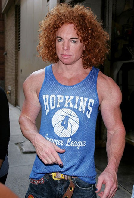Comedian Carrot Top Is Coming To 'Glee' | Glee