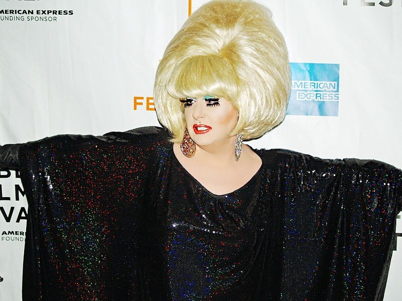 Lady Bunny Pays Tribute to Joan Rivers In the Best Way Possible | lady bunny
