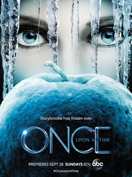 New 'Once Upon A Time Poster' Hypes Up 'Frozen' Debut | Frozen