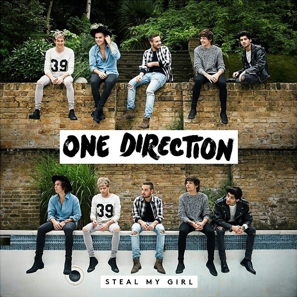 One Direction Unveil Artwork For New Single,