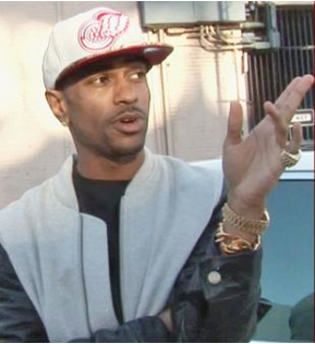 Uh Oh: Big Sean Refers To Ex Naya Rivera As