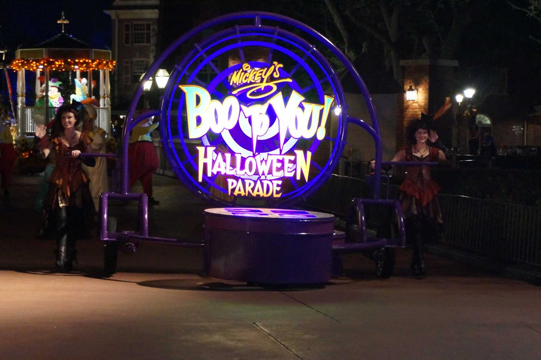 Boo To You! Mickey's Not So Scary Halloween Party: Top 5 Reasons To Visit! | Mickey