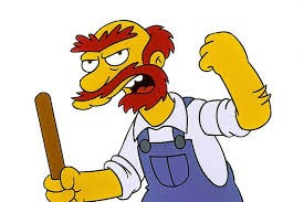 Aye or Die: 'The Simpsons' Groundskeeper Willie Is All For Scottish Independence | Groundskeeper Willie