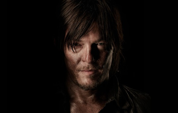 The Walking Dead's Norman Reedus To Launch Book Of Daryl Dixon Fan Art | Norman Reedus