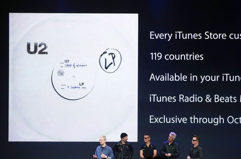 Songs Of Annoyance: Apple Provides Removal Process For U2 Album | apple
