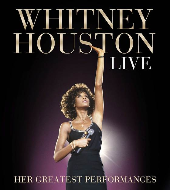 Whitney Houston's First Live Album To Be Released Posthumously | whitney houston
