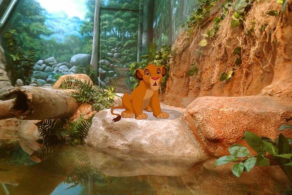 Jeff Hong Puts Disney's Heroes In Today's Disturbing World | disney