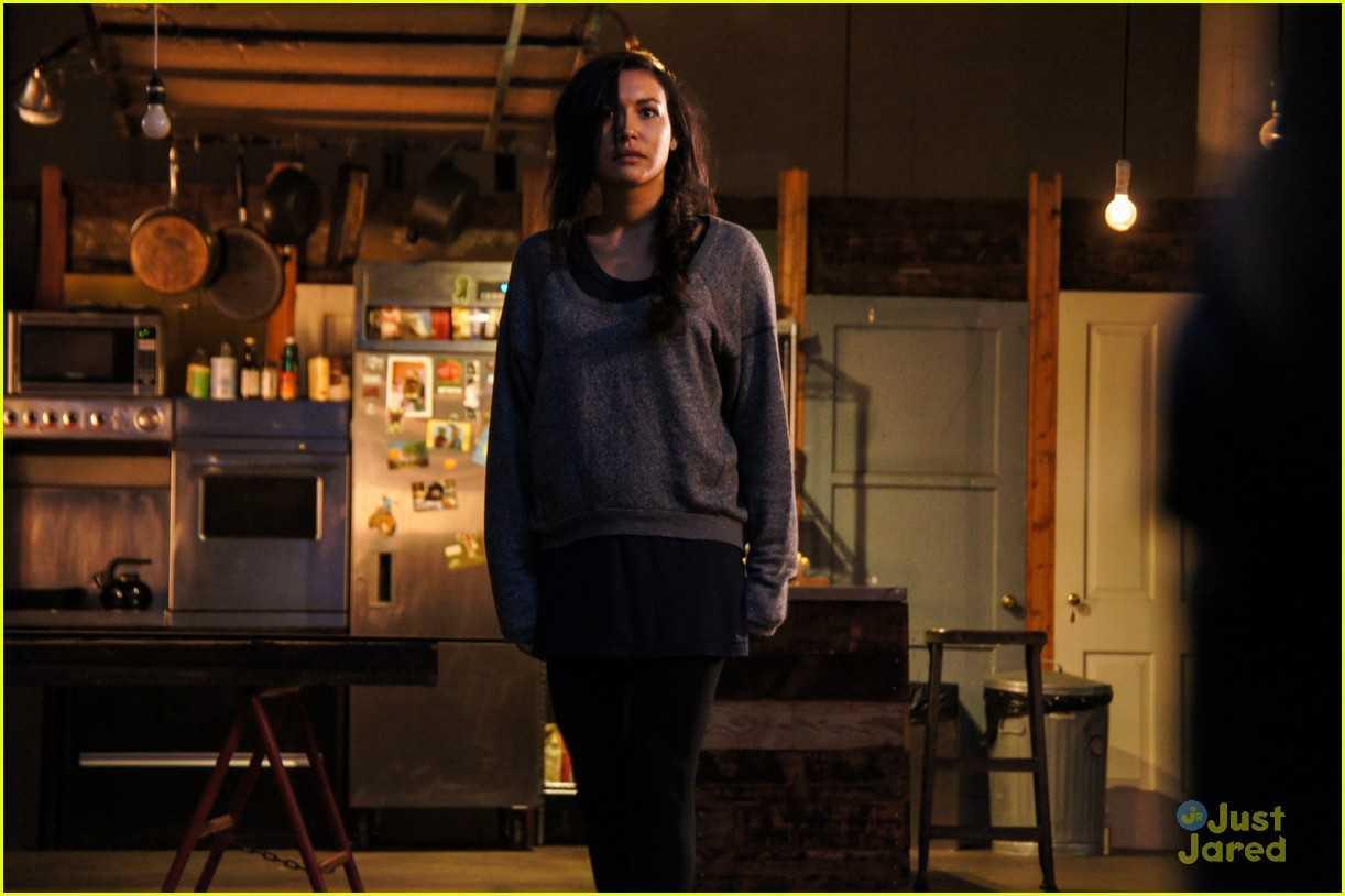 Naya Rivera Swaps Glee For Screams In At The Devil's Door | Naya Rivera