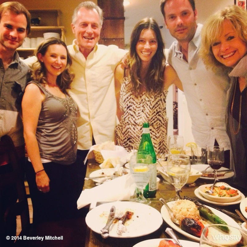 The Camden Family Reunites For '7th Heaven' Dinner Party | 7th Heaven