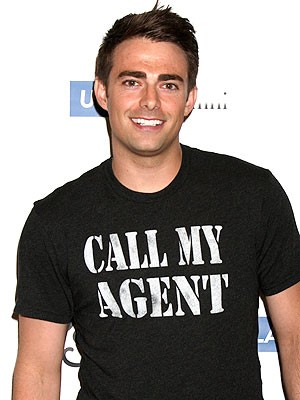 'Mean Girls' Star Jonathan Bennett Outed By DWTS Judge? | Jonathan Bennett