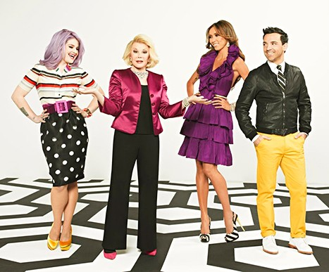 Melissa Rivers Reveals Fate Of 'Fashion Police' During Tribute To Joan Rivers | Fashion Police