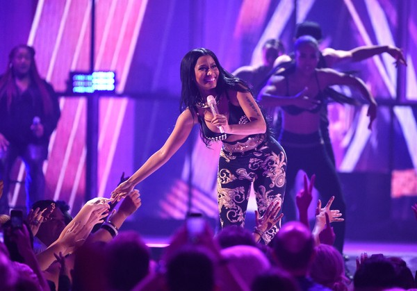 MUST WATCH: Nicki Minaj Raps