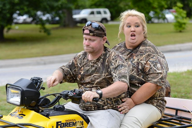 Honey No No: Reality TV's Mama June And Sugar Bear Separate | Mama June And Sugar Bear