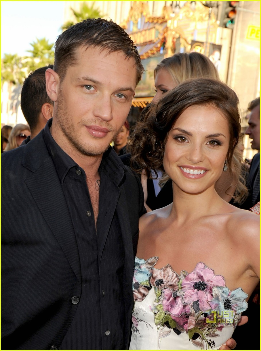 Tom Hardy Weds Fiancé Charlotte Riley In Secret Ceremony  | Tom Hardy
