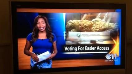 TV Reporter Quits Her Job, Reveals Pot Presidency | reporter