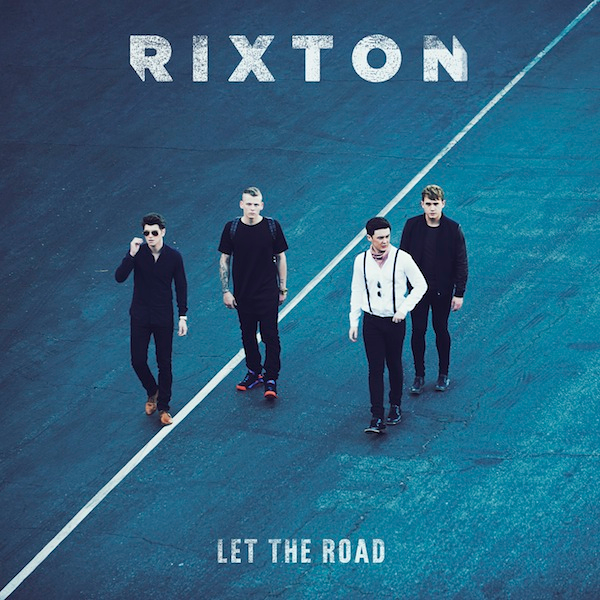 British Boyband Rixton Unveils Artwork And Tracklist Of Debut Album | rixton