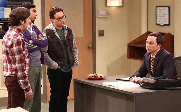 On This Week's 'Big Bang Theory':