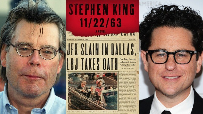 Hulu's New Original Series Based On Stephen King Book, 11/22/63 | Stephen King