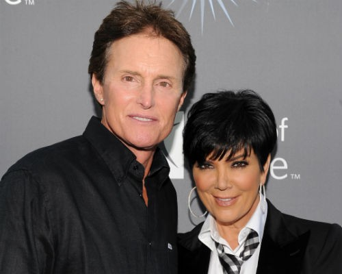 It's Official! Kris Jenner Files For Divorce From Bruce Jenner  | jenner