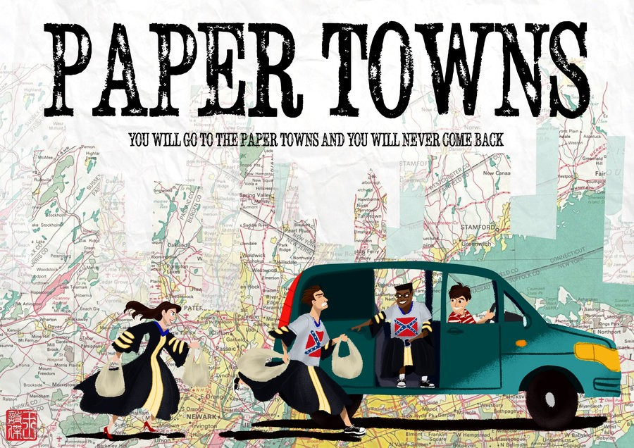 'Paper Towns' Plants Itself In New Shooting Location | paper towns