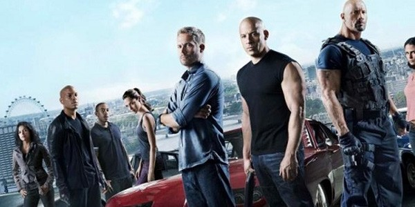 Vin Diesel Posts Set Photos From 'Fast & Furious 7' | Fast & Furious 7