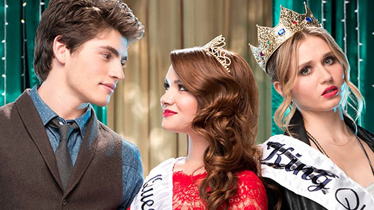 Whose Secret Is Revealed In The Season Premier Of Faking It? | Faking It