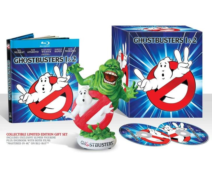 Ghostbusters 30th Anniversary Release Brings Assortment Of Extras  | Ghostbusters