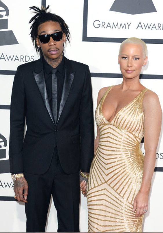 Amber Rose Files For Divorce From Wiz Khalifa | Wiz Khalifa