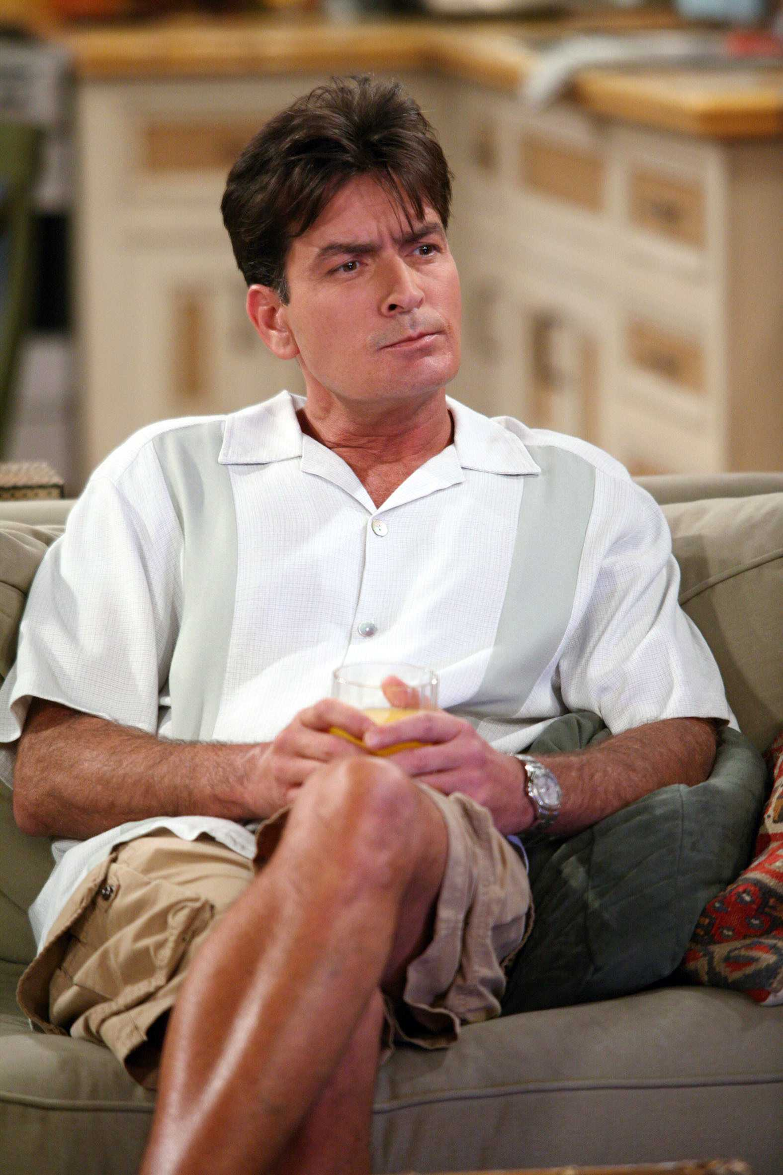 Could Charlie Sheen Rise From The Dead For Two And A Half Men's Final Season? | Charlie Sheen