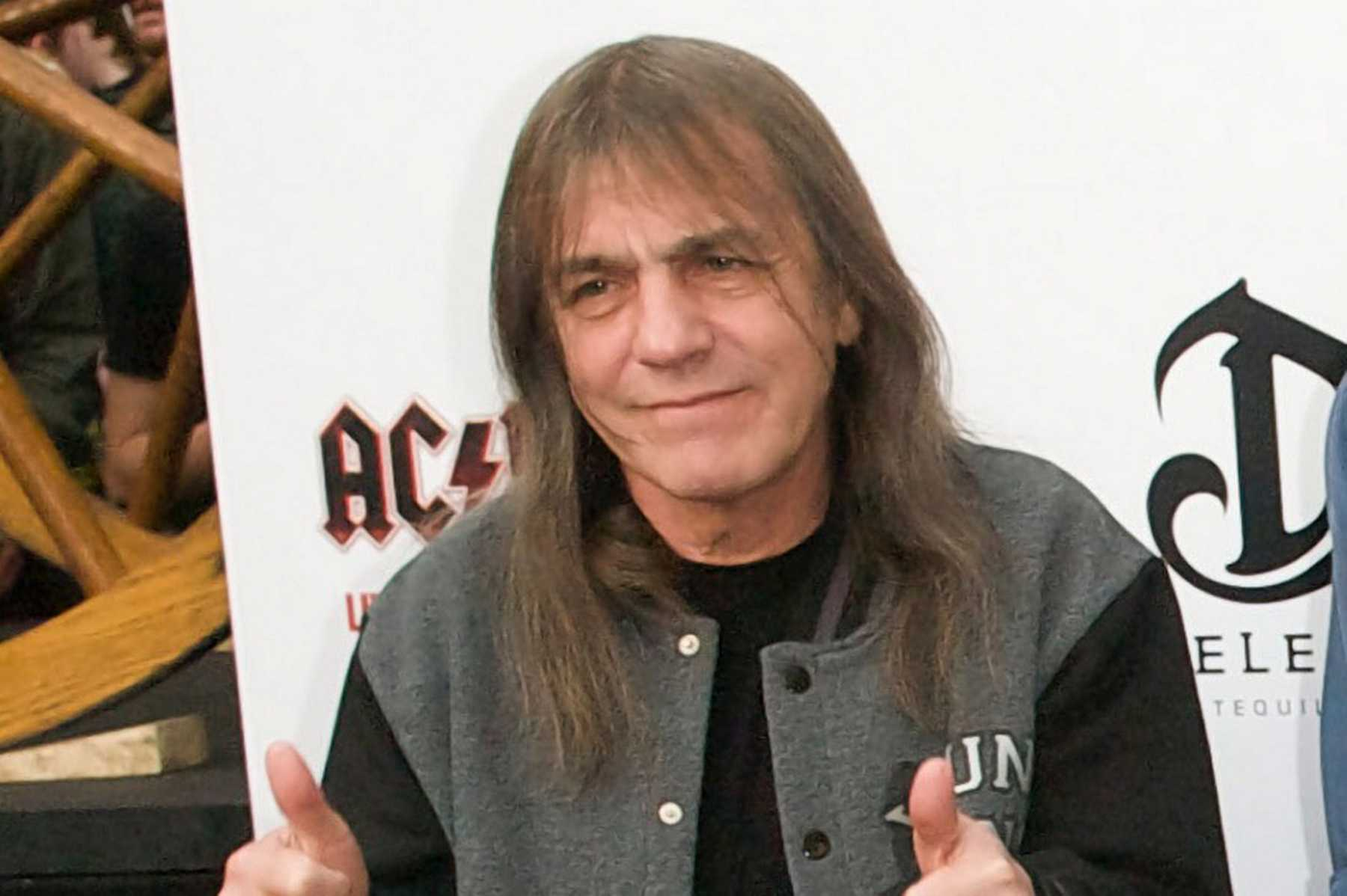 AC/DC To Release Album After Guitarist Malcom Young Retires | Malcom Young