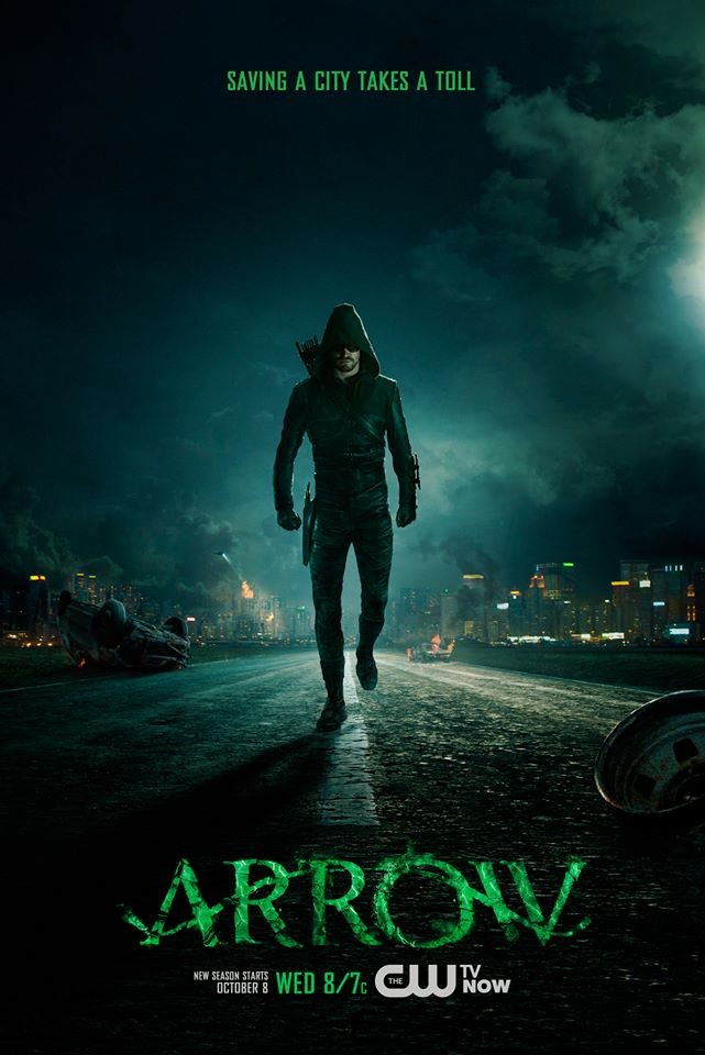 'Arrow' Gets Poster And First Episode Synopsis For Season 3 | arrow