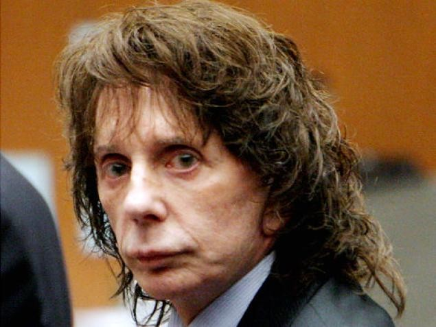 Shocking Photos Reveal How Prison Has Aged Former Producer Phil Spector | Phil Spector