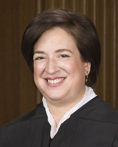 Supreme Court Justice Elena Kagan Officiates Her First Same-Sex Wedding | Elena Kagan