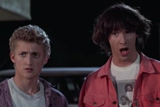 Alex Winter Gives a Most Excellent Status Update to Bill and Ted 3 | Alex Winter