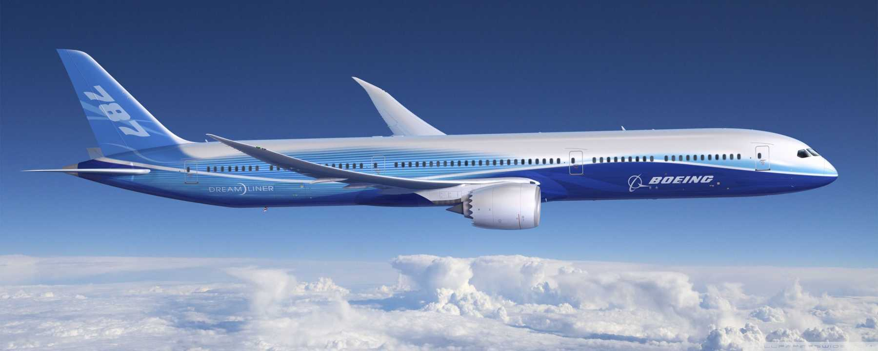Boeing 787 Dreamliner Makes Emergency Landing At Glasgow Airport | Boeing 787 Dreamliner