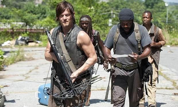 Bad Lip Reading Guys Tackle The Walking Dead | Bad Lip Reading