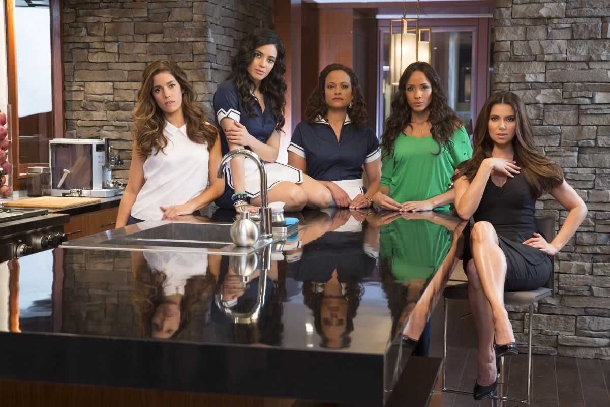 Lifetime Renews 'Devious Maids' For Third Season | Devious Maids