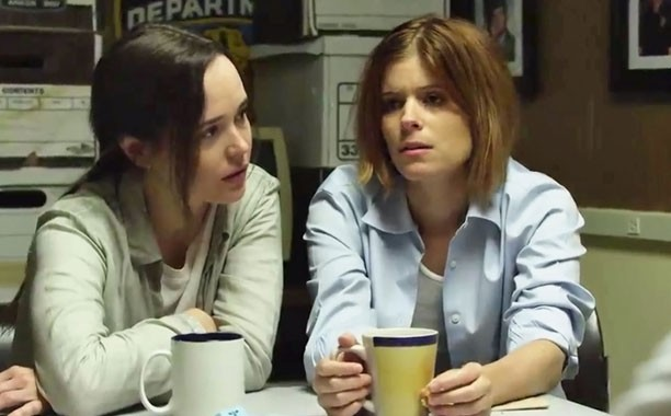 Kate Mara And Ellen Page Have A Little Fun In True Detective Spoof | True Detective spoof