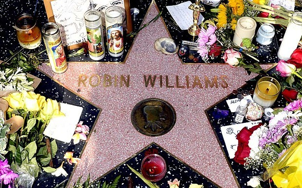 Friends & Family Turn Out For Celebration Of Robin Williams' Life | Robin Williams