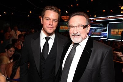 Matt Damon Remembers Robin Williams | Matt Damon