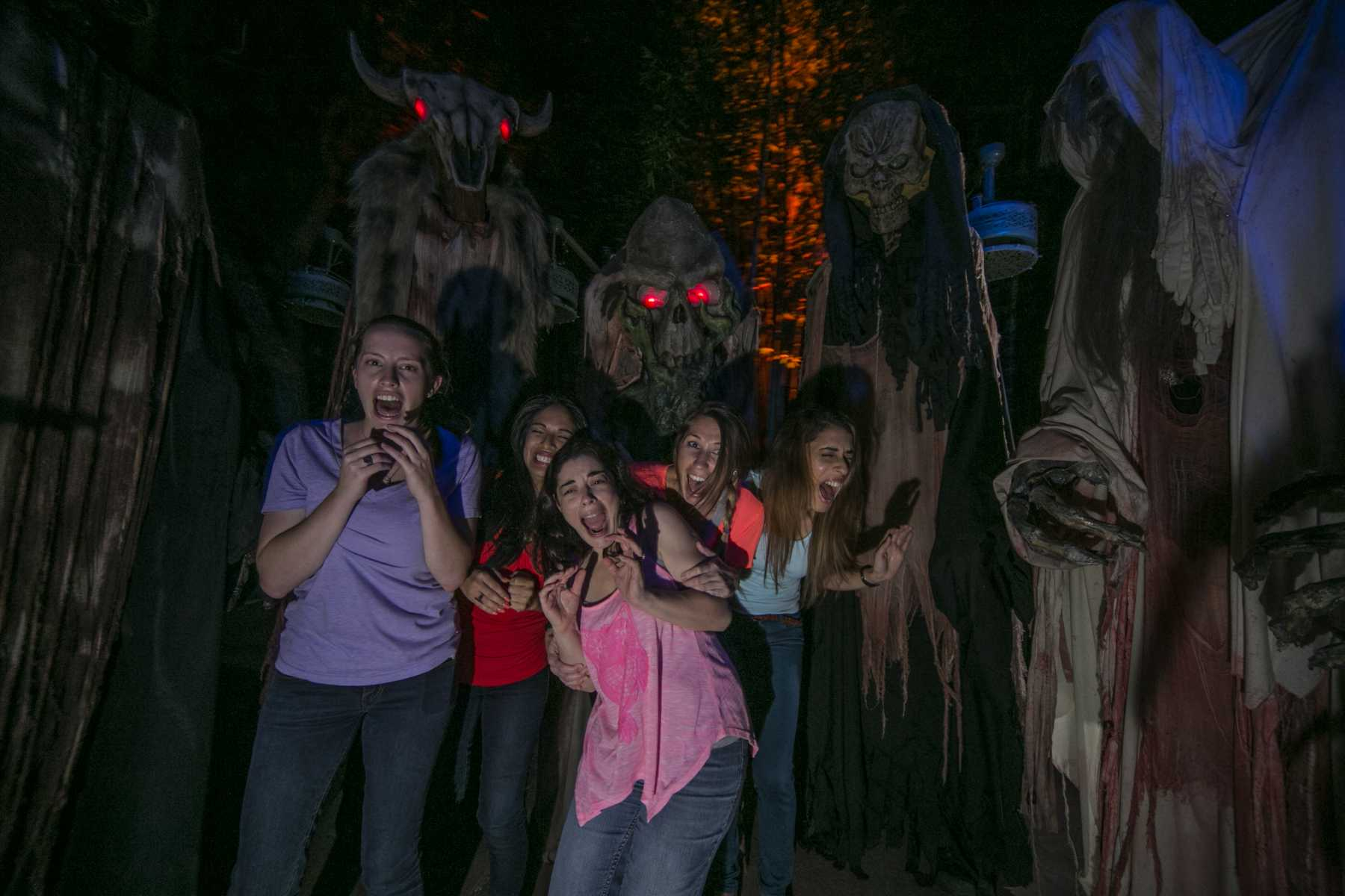 Busch Gardens Event 'Howl-O-Scream' Is Truly Cursed With New Interactive Haunts | howl-o-scream