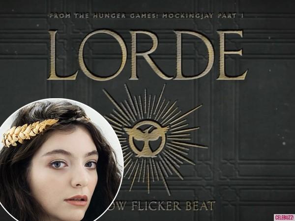 Lorde Drops A