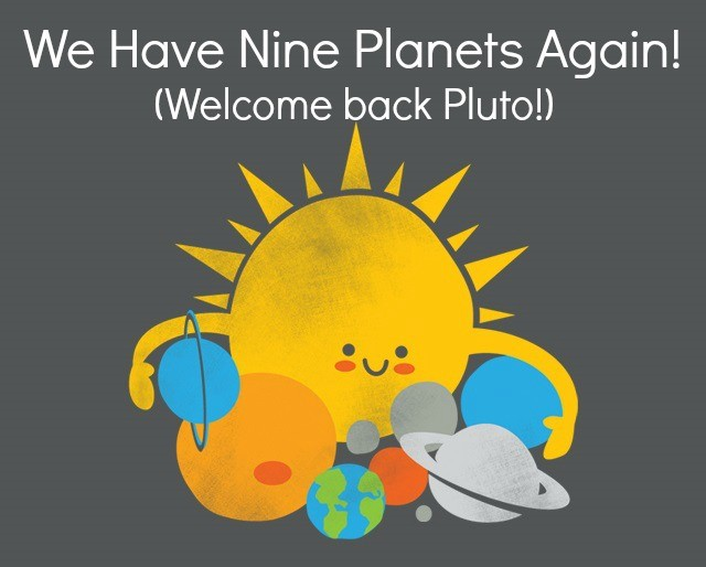 Viva La Pluto! Public Debate Decides Pluto IS a Planet! | Pluto
