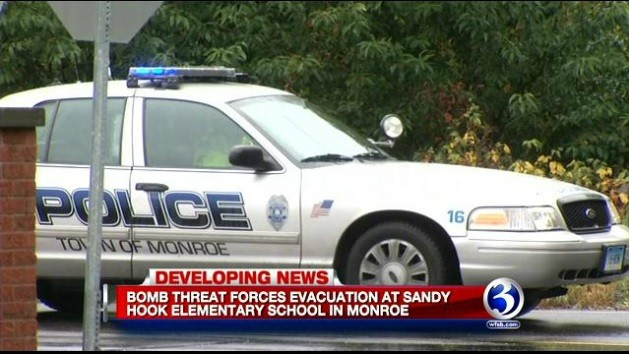 Sandy Hook Elementary Evacuated After Bomb Threat | Sandy Hook