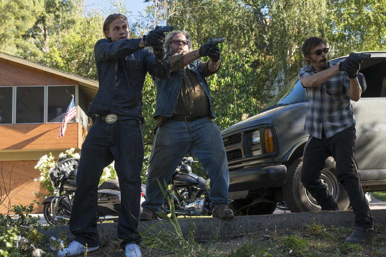 In This Week's Episode Of 'Sons Of Anarchy', Actions Have Consequences | sons of anarchy