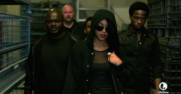 First Trailer For Lifetime Biopic 'Aaliyah: The Princess Of R&B' | Aaliyah
