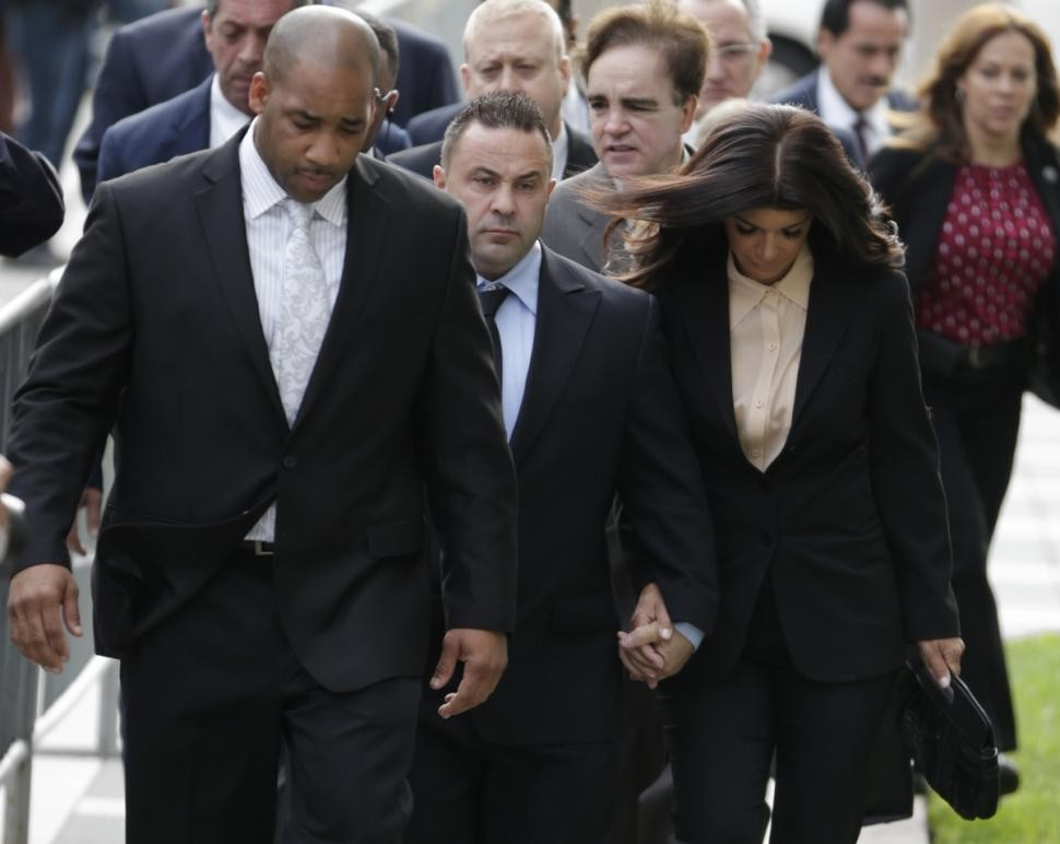 Teresa And Joe Giudice Sentenced With Prison Time  | Teresa