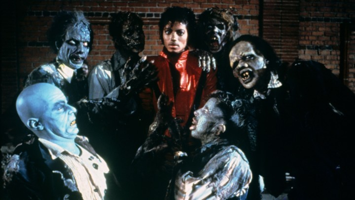Michael Jackson's Thriller Video To Come in 3D Movie Form | michael jackson